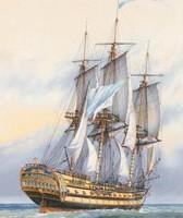 Le Glorieux Sailing Ship 1/150 Heller