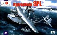 Hydroplane SPL 1/72 A-Models