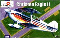 Christen Eagle II Double Seater American Sport Plane 1/72 A-Models