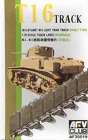 M-3 Stuart T16 Track Link Set 1/35 AFV Club