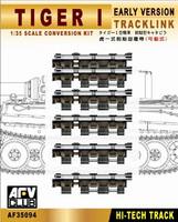Tiger I Early Version Workable Track Link Conversion Kit 1/35 AFV Club