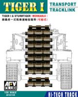 Tiger I & Sturmtiger Workable Transport Track Links 1/35 AFV Club