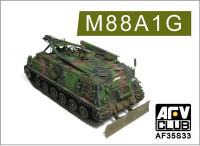 M-88A1G Bergepanzer Recovery Tank 1/35 AFV Club