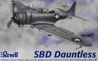 SBD Dauntless 1/48  Revell Monogram