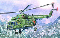 Mi-17 HIP H Helicopter 1/35 Trumpeter