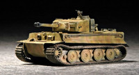 Tiger I Tank Late Production 1/72 Trumpeter