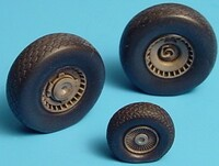 Arado Ar234B Blitz Wheels & Paint Mask (for Has) 1/48 Aires