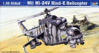 MI-24V Hind 1/35 Trumpeter