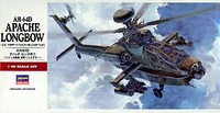 AH-64D Apache Longbow Helicopter 1/48 Hasegawa