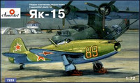 Yak15 Russian Fighter 1/72 A-Models