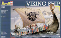 Viking Sailing Ship 1/50 Revell Germany