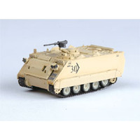 M-113A2 Tank 3rd Bat Headquarters, 69th Armor Reg, 1st Brg, 3rd Inf Division (Built-Up Plastic) Easy Model MRC