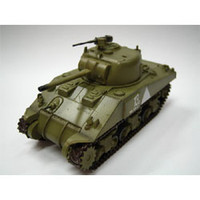 M-4 Middle Tank Mid Production 6th Armored Div. (Built-Up Plastic) Easy Model MRC
