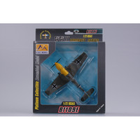 BF-109E3 1/JG52 WWII (Built-Up Plastic)  Easy Model MRC
