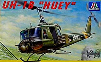 UH-1B Huey 1/72 Italeri
