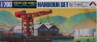 Harbor Set 1/700 Hasegawa
