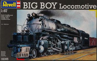 Union Pacific Big Boy Locomotive 1/87 Revell Germany