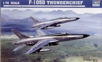 F-105D Thunderchief 1/72 Trumpeter