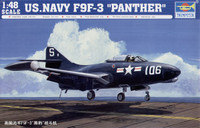 F9-F3 Panther Fighter 1/48 Trumpeter