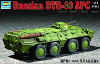 BTR80 Armored Personnel Carrier 1/72 Trumpeter