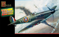 Spitfire Mk I RAF Fighter 1/48 Pegasus Hobbies