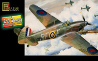 Hawker Hurricane Mk I RAF Fighter 1/48 Pegasus Hobbies
