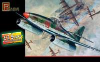 Messerschmitt Me-262 Fighter 1/48 Pegasus Hobbies