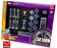 Car Show Accessory Set Phoenix Toys
