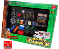 Happy Camper Accessory Set Phoenix Toys