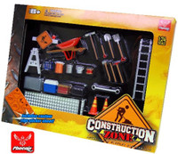 Construction Zone Accessory Set Phoenix Toys