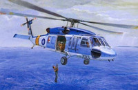 S-70C Blue Hawk Air Rescue Group (w/Resin) 1/35 AFV Club