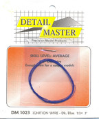 3ft. Ignition Wire Dark Blue Detail Master