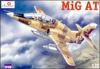 Mig-AT Late Russian Modern 2-Seater Trainer 1/72 A-Models