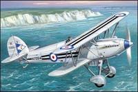 Hawker Fury I/II USAF BiPlane Fighter 1/72 A-Models