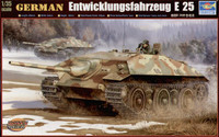 E-25 German Tank Destroyer 1/35 Trumpeter
