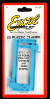 "Small Clamps 1"" x 3-1/2"" Excel Tools"
