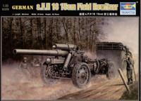 German 15cm sFH 18 Field Howitzer 1/35 Trumpeter