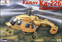 Ka-226 Soviet Ambulance Helicopter 1/72 A-Models