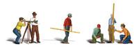 N Surveyors Woodland Scenics