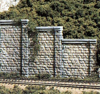 Cut Stone N Scale Retaining Walls Woodland Scenics