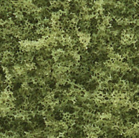 Light Green Coarse Turf in a Bag Woodland Scenics