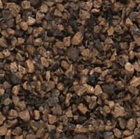 Dark Brown Medium Ballast Woodland Scenics