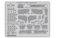 Ferrari FXX Photo-Etched Detail Set 1/24 Tamiya