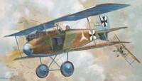 Albatros D.I WWI German Pursuit BiPlane Fighter 1/32 Roden