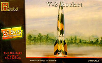 V-2 Rocket 1/48 Snap Kit Pegasus