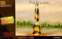 V-2 Rocket 1/48 Snap Kit Pegasus
