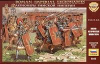 Roman Imperial Legionaries Infantry I BC-II AD 1/72 Zvezda