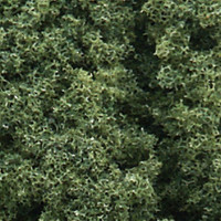 Medium Green Foliage Clusters Woodland Scenics