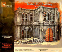Gothic City Building Large Set Pegausus
