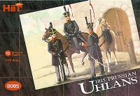 Napoleonic 1815 Prussian Uhlans & Horses (36) 1/72 Hat